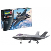 F-35A Lightning II (1:72) - EN/DE/FR/NL/ES/IT