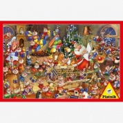 Puzzle - Christmas Chaos (1000)