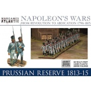 Napoleon's Wars - Prussian Reserve 1813 - 1815 Army Builder Set - EN