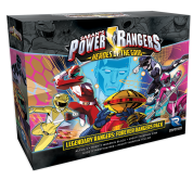 Power Rangers: Heroes of the Grid Legendary Rangers: Forever Rangers Pack - EN