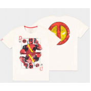 Deadpool - Deadpool Card - Men's T-shirt