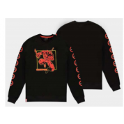Deadpool - The Logo - Men's Crewneck Sweater