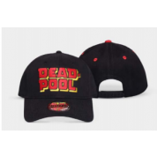 Deadpool - Big Letters Adjustable Cap