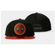 Deadpool - Grafitti Snapback Cap
