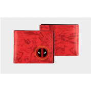 Deadpool - Grafitti Bifold Wallet