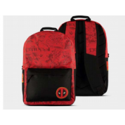 Deadpool - Grafitti Backpack