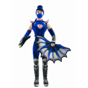 Mortal Kombat - Kitana Plush Action Figure