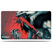 UP - Magic: The Gathering Kaldheim Playmat featuring Alt Art Mythic 6