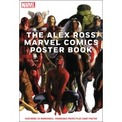 The Alex Ross Marvel Comics Poster Book - EN