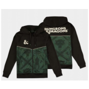 Dungeons & Dragons - Drizzt Symbol - Men's Tech Hoodie