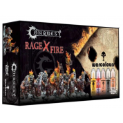 Conquest Rage X Fire - Collab with Warcolours - EN