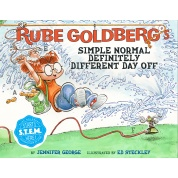 Rube Goldberg's Simple Normal Definitely Different Day Off - EN