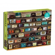 Chihuly Vintage Radios Puzzle (1000)