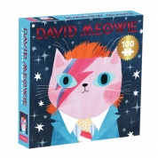 David Meowie Music Cats Puzzle (100)