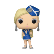 Funko POP! POP Rocks: Britney Spears - Stewardess Vinyl Figure 10cm