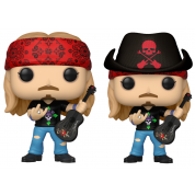 Funko POP! POP Rocks: Bret Michaels w/ Chase Vinyl Figure 10cm