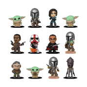 Funko Mistery Minis - The Mandalorian (CDU of 12)