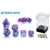 Aether Dice Galaxy (7 Dice Set)