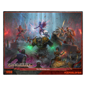 Gloomhaven Puzzle - The Black Barrow (1000pc)