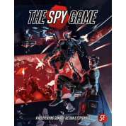 The Spy Game: Core Rule Book - EN