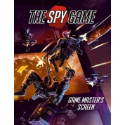 The Spy Game: GM Screen and Booklet - EN