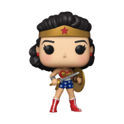 Funko POP! WW 80th - Wonder Woman (Golden Age) Vinyl Figure 10cm