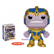 Funko POP! Marvel Guardians of the Galaxy - Thanos Oversized Glows-in-the-Dark Variant Vinyl Figure 14cm