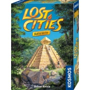 Lost Cities - Roll & Write - DE