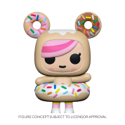 Funko POP! POP Animation Tokidoki - Donutella Vinyl Figure 10cm
