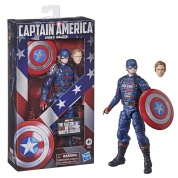 Hasbro Marvel Legends Series Captain America: John F. Walker