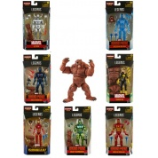 Marvel Legends Series Iron Man 6-inch Action Figure Sortiment (8)