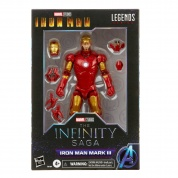 Hasbro Marvel Legends Series 6-inch Iron Man Mark 3