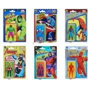 Hasbro Marvel Legends 3.75-inch Retro 375 Collection Assortment (8) Wave 1