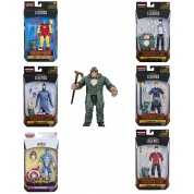 Hasbro Marvel Legends Series Shang-Chi Legend Of Ten Rings 6-inch Figure Assortment (8)