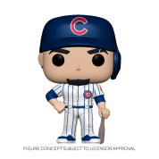Funko POP! MLB: Cubs - Javier Báez (Home Uniform) Vinyl Figure 10cm