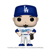 Funko POP! MLB: Dodgers- Corey Seager (Home Uniform) Vinyl Figure 10cm