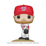 Funko POP! MLB: Nationals- Stephen Strasburg (Home Uniform) Vinyl Figure 10cm
