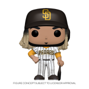 Funko POP! MLB: Padres- Fernando Tatís Jr. (Home Uniform) Vinyl Figure 10cm