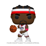 Funko POP! NBA: Legends - Allen Iverson​​ (Sixers Home) Vinyl Figure 10cm
