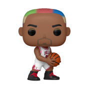 Funko POP! NBA: Legends - Dennis Rodman​​ (Bulls Home) Vinyl Figure 10cm