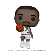 Funko POP! NBA: Legends - George Gervin (Spurs Home) Vinyl Figure 10cm