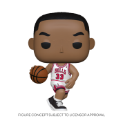 Funko POP! NBA: Legends - Scottie Pippen (Bulls Home) Vinyl Figure 10cm