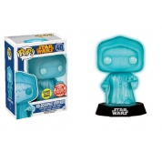 Funko POP! Star Wars - The Emperor Palpatine GITD (Glow-In-The-Dark) Variant Bobble Head 4-inch