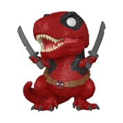 Funko POP! Deadpool 30th - Dinopool Vinyl Figure 10cm