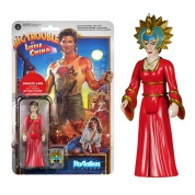 Funko ReAction Series - Big Trouble In Little China GRACIE LAW Retro Action Figure 10cm