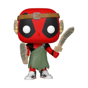 Funko POP! Deadpool 30th - L.A.R.P. Deadpool Vinyl Figure 10cm