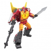 Transformers Generations War for Cybertron: Kingdom Commander Class Action Figure Rodimus Prime