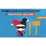 DC Comics - Gomee Character Display Harley Quinn Series 1(10)