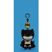 DC Comics- Batman Keychain Plush