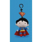 DC Comics- Superman Keychain Plush